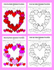 Valentine Color by Code: Estimate Fractions