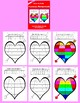 Valentine Color by Code: Fraction Reciprocals