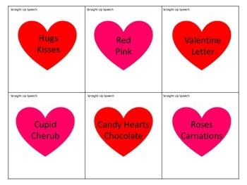 Valentine Compare/Contrast Freebie