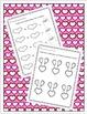 Valentine Composing Numbers with 10 Frames, Number Sentences, & Number Bonds