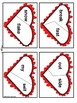 Valentine Compound Word Puzzle Activities