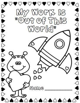 Parent Teacher Conference Folder Covers