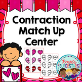 Valentine Heart Contraction Matching Center