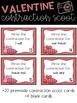 Valentine Contraction Scoot Freebie