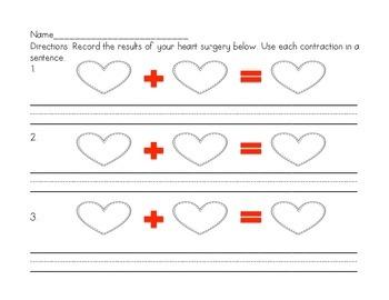 Valentine Contractions