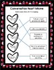 Valentine Conversation Heart Idioms Matching Printable Activity!