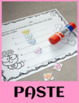 Valentine's Day ELA Writing Printables and Activities- Conversation Hearts