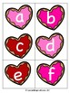 Valentine Cookies Vowels and Consonants Sorting Centers