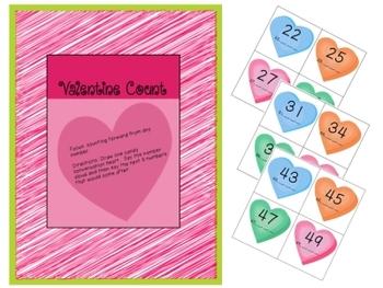 Valentine Count
