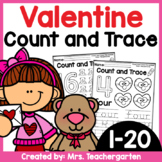 Valentine Count and Trace