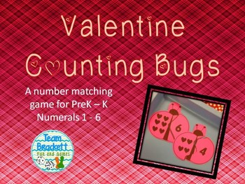 Valentine Counting Bugs