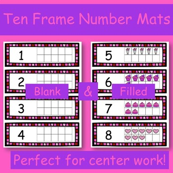 Valentine Counting Centers  0-10