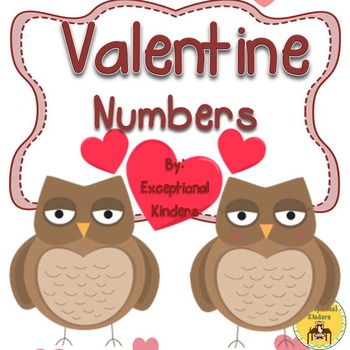 Valentine Counting Mats