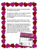 Valentine Counting Pictures and Dots Addition Packet Sums to 18