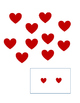 Valentine Counting Sets