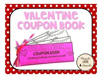 Valentine Coupon Book FREEBIE