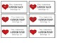 Valentine Coupon Book - Fun (and cheap!) Valentine's Day Gift for Students!