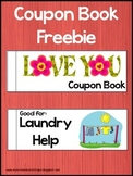Valentine Coupon Mini Book