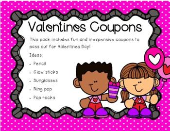 Valentine Coupons