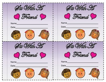 Valentine Coupons to Give to Students