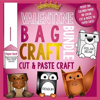 Valentine Craft Bag Bundle