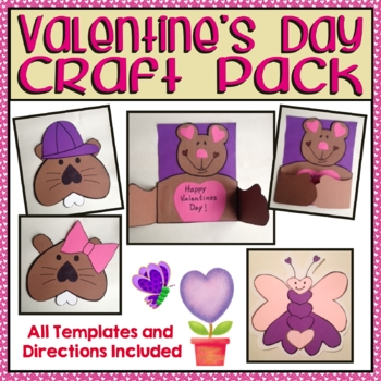 Valentine Craft Pack