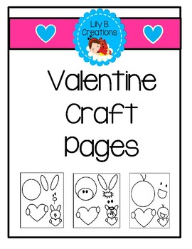 Valentine Craft Pages