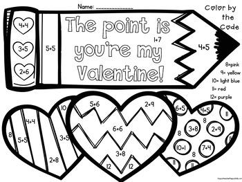 Valentine Craft - Pencil