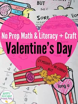 Valentine Craft - Popcorn