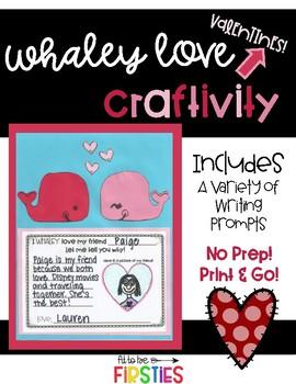 Valentine Craftivity