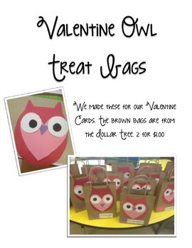 Valentine Crafts!