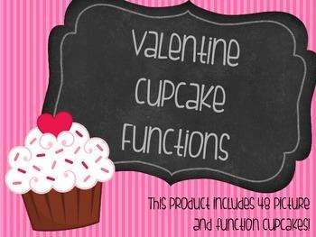 Valentine Cupcake Functions