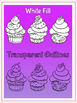 Valentine's Cupcakes Clipart (3 FREE Elements Included)