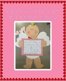Valentine Cupid Craft and Writing Activity