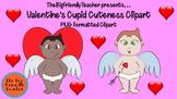 Valentine Cupid Cuteness Clip Art