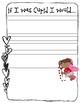 Valentine Cupid Writing