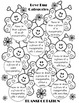 Valentine Cut-N-Punch & Paste Vocabulary Packet {Many Categories; Many Levels}
