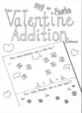 Valentine Cut and Paste Addition