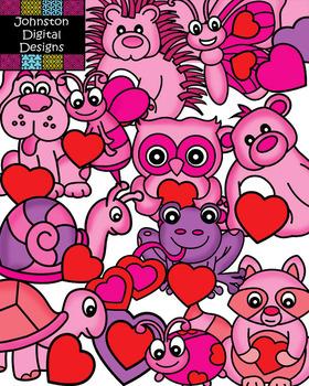 Valentine Cute Animals