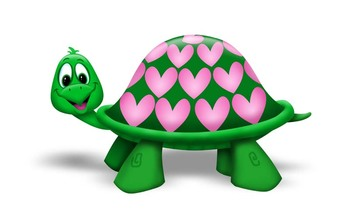 Valentine's Day Critters Clipart