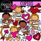 Valentine Clipart Mega Bundle {Creative Clips Clipart}