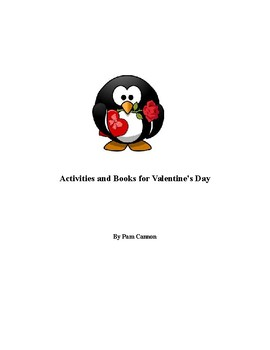 Valentine Day Activities and Books
