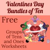 Valentine Day Bundles of Ten - SPACECORE