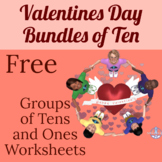 Valentine Day Bundles of Ten