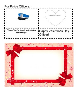 Valentine Day Cards -w/Visual Impairments For People Who Don't Expect Them