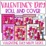 Roll and Cover Valentine's Day