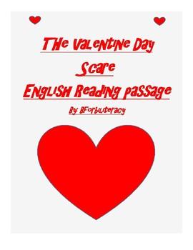 Valentine Day Scare-Hybrid Skill Based Text