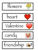 Valentine Day Words