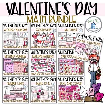 Valentine Day - You Make My Heart Skip (Math)