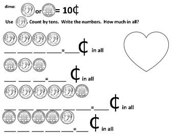 Valentine Dimes